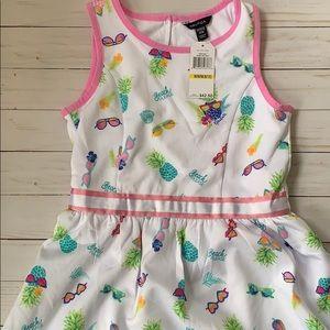 Nautical Beach Dress